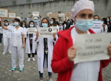 Amnistía Internacional denuncia los pocos recursos económicos en materia de Sanidad y destaca el olvido a la Atención Primaria.