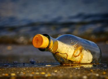 mensaje botella