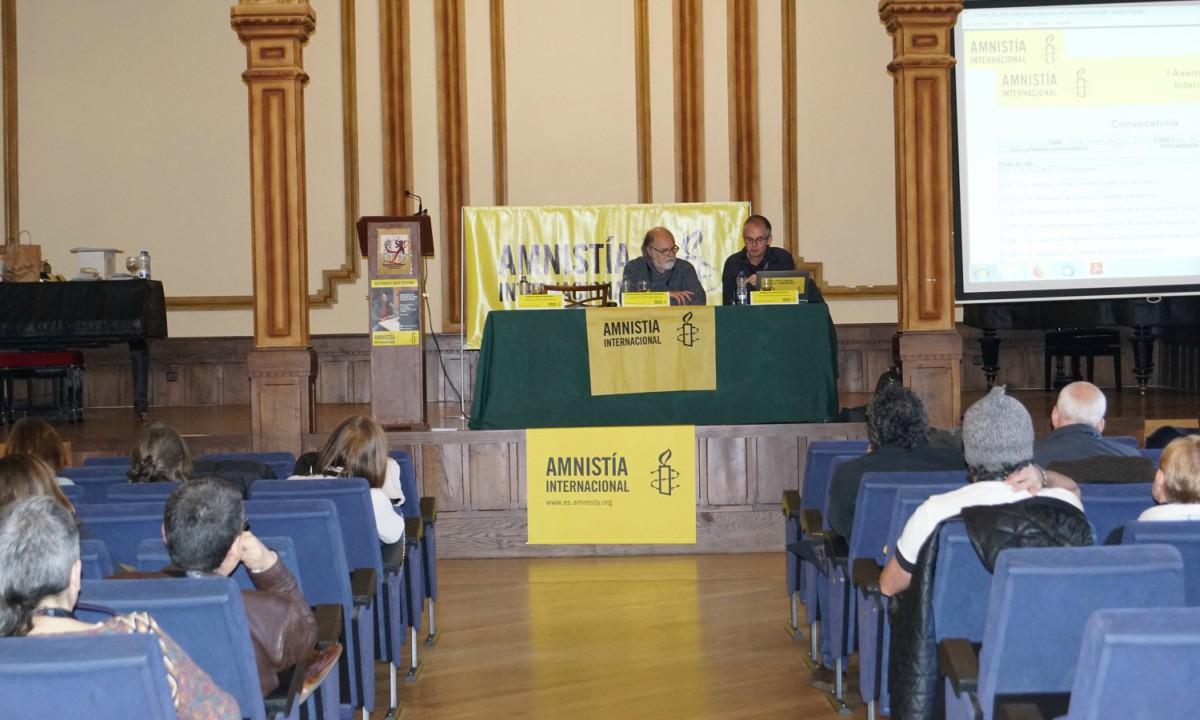 II Asamblea de Amnistía Internacional Galicia