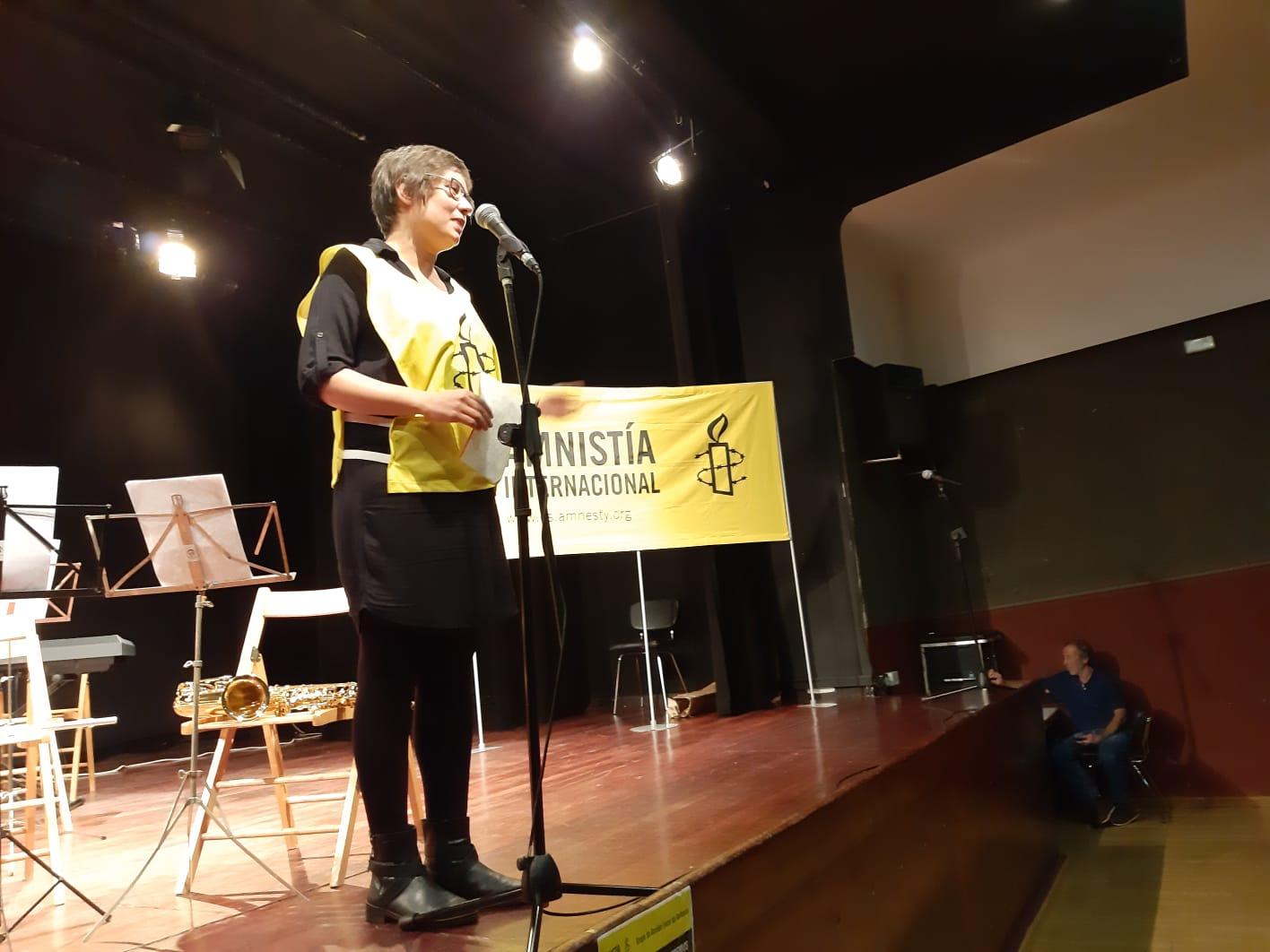 Gala do II Concurso de Microrrelatos sobre acoso escolar do Barbanza