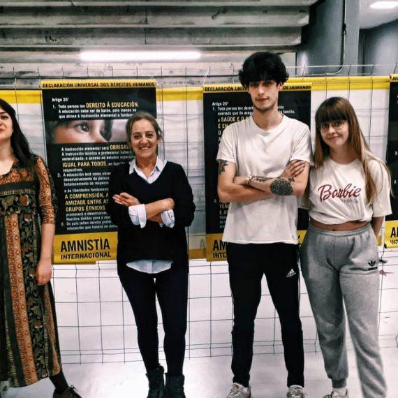 Exposición dereitos humanos