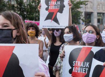 Derecho al aborto el Polonia