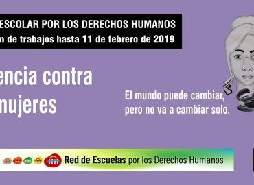 Concurso escolar por los derechos humanos