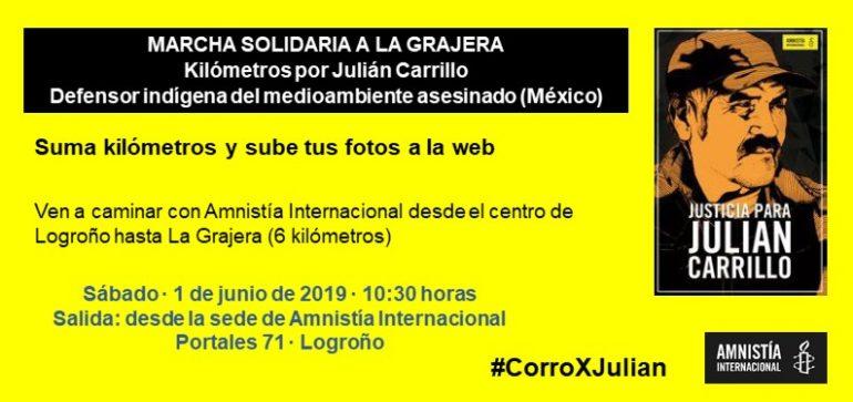 Tarjetón Julián Carrillo. Reverso