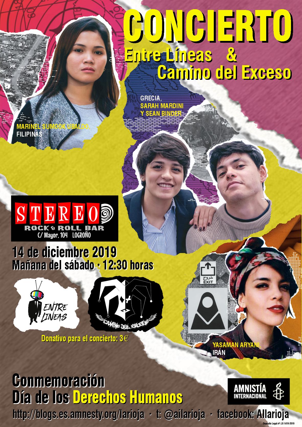 Conmemoramos el 10 de diciembre centrado en los jóvenes