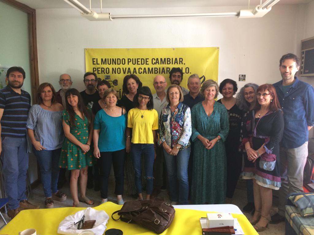 Sesión de autoformación en Badajoz