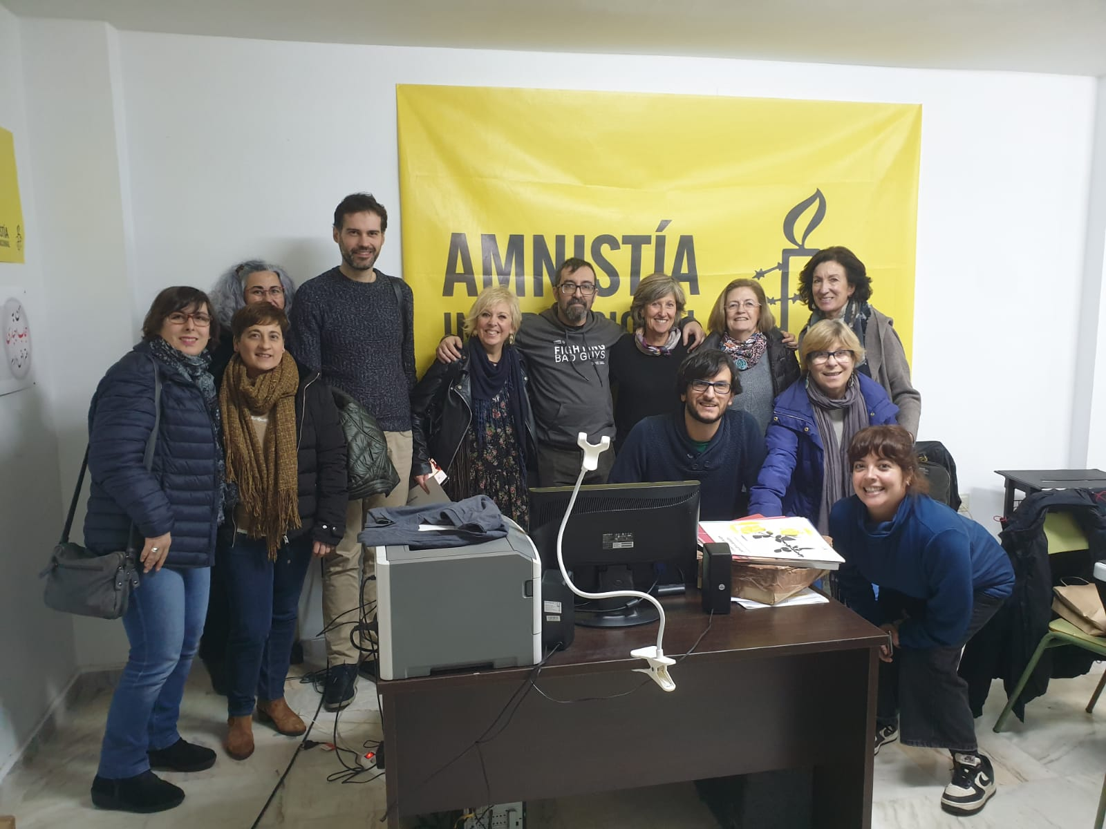 Asamblea autonómica ordinaria de Amnistía Internacional Extremadura