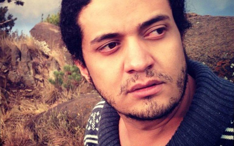 Ashraf Fayadh, palestino residente en Arabia Saudí.