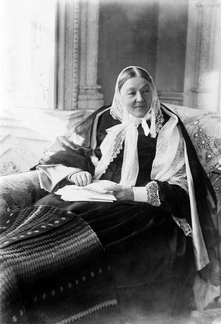 Retrato de Florence Nightingale