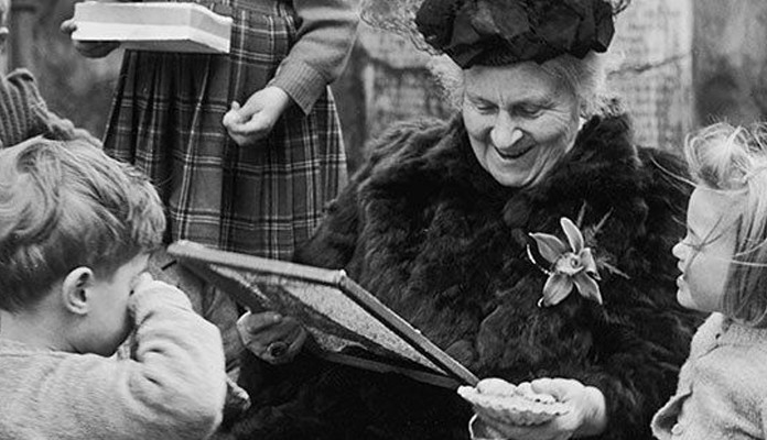 María Montessori y la autonomía del alumnado