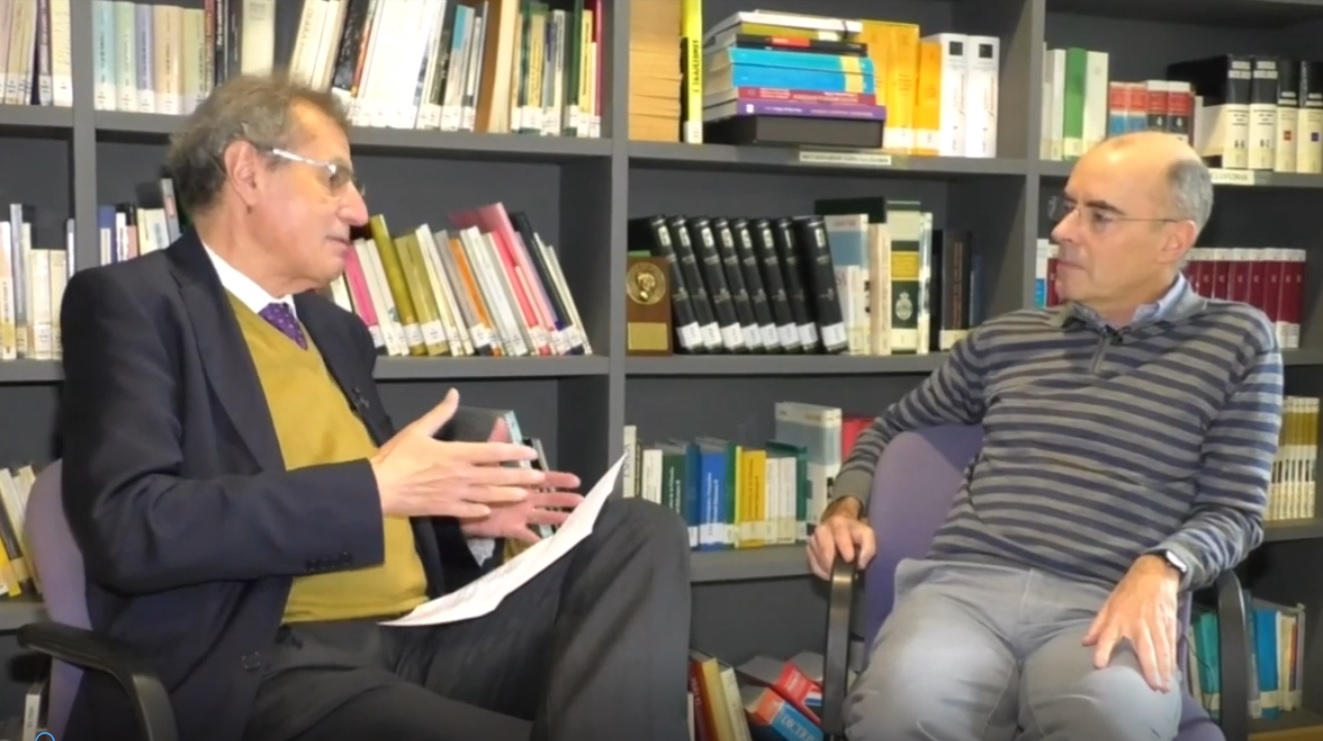 Desde la Solana- Entrevista de Fernando Gutiérrez sobre Refugiados
