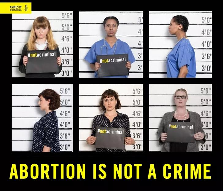UN RETORNO SOMBRÍO: LA ILEGALIZACIÓN DEL ABORTO EN EEUU