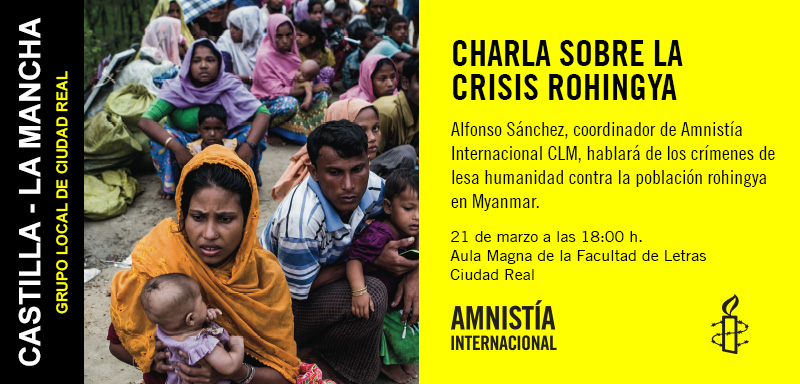 Charla Rohingya
