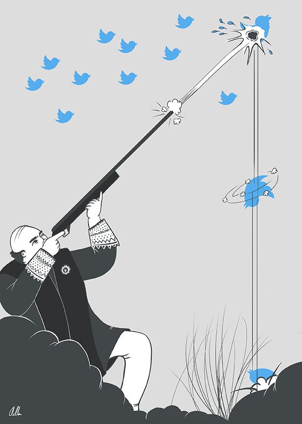 A la caza del tuit