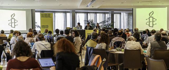 VII Asamblea Autonómica de Amnistía Internacional Castilla-La Mancha