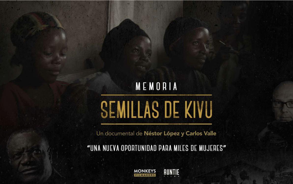 """""""Semillas de Kivu"""", proyecto ganador del 10º Concurso de ayudas a cortos de Amnistía Internacional Albacete y Abycine 2021."""