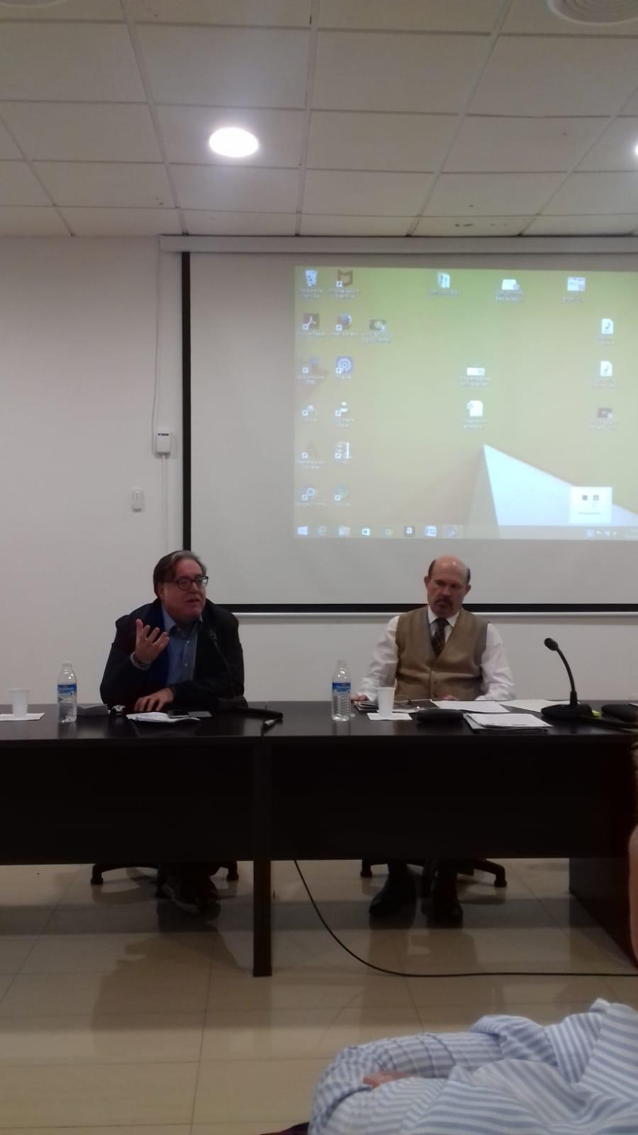 Cristóbal Fábrega en las Jornadas sobre Migraciones, razones humanitarias y fronteras: contextos y regulaciones en España en Beas de Segura