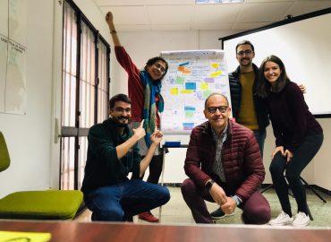 Integrantes del Equipo de Activismo de Amnistía Internacional Andalucía