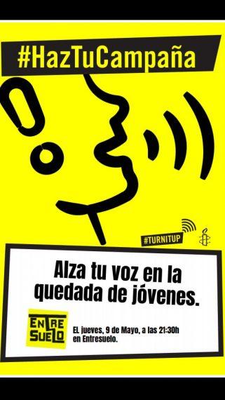 #HazTuCampaña