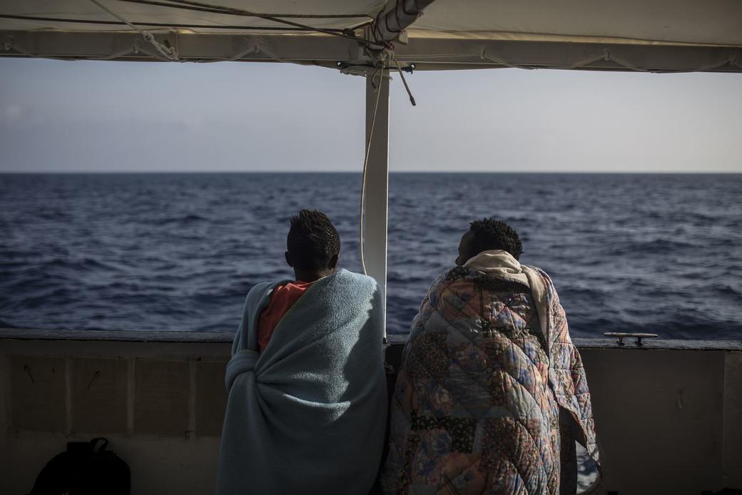 Acabar con las tragedias en el Mediterráneo