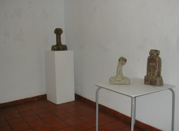 Esculturas de Concha Barrionuevo