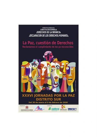 XXXVI Jornadas por la Paz del Distrito Sur