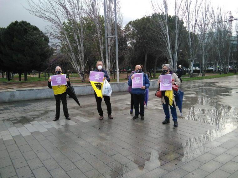 Activistas de AI Córdoba solicitan un centro de atención a víctimas de violencia sexual